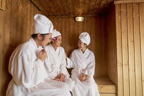 les vertus de la séance de sauna à Annecy