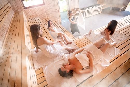Sauna japonais à Paris